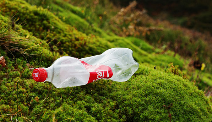 Coca Cola makes more than 100 billion single-use plastic bottles a year, according to Greenpeace.