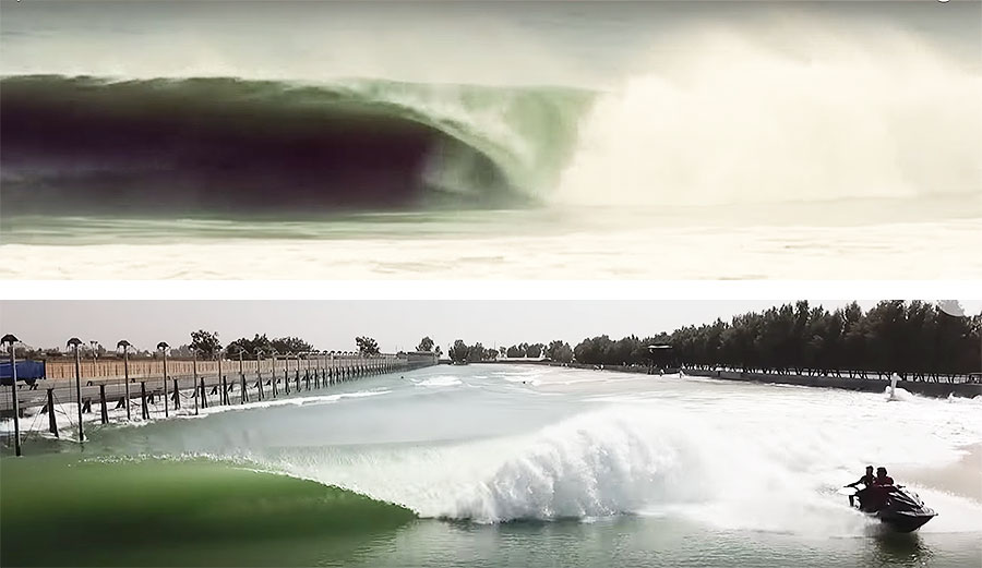 After Kelly Slater unleashed his Franken-wave upon the world, a great rift opened in the surf world.