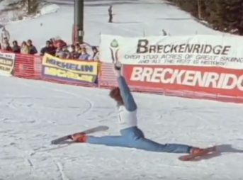 Life would be so much better if the Olympics included Ski Ballet. Image: Screenshot