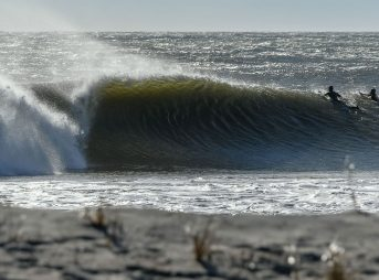 Winter Storm Riley packed the weekend with East Coast perfection.
