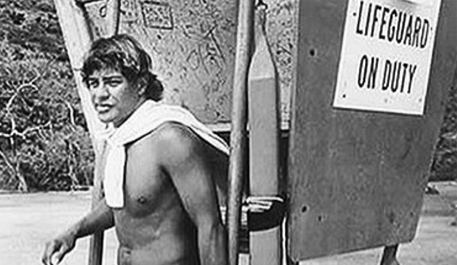 "Eddie Aikau. Image: <a href=""https://www.instagram.com/northshorelifeguardassociation/?hl=en"">North Shore Lifeguard Association</a>"