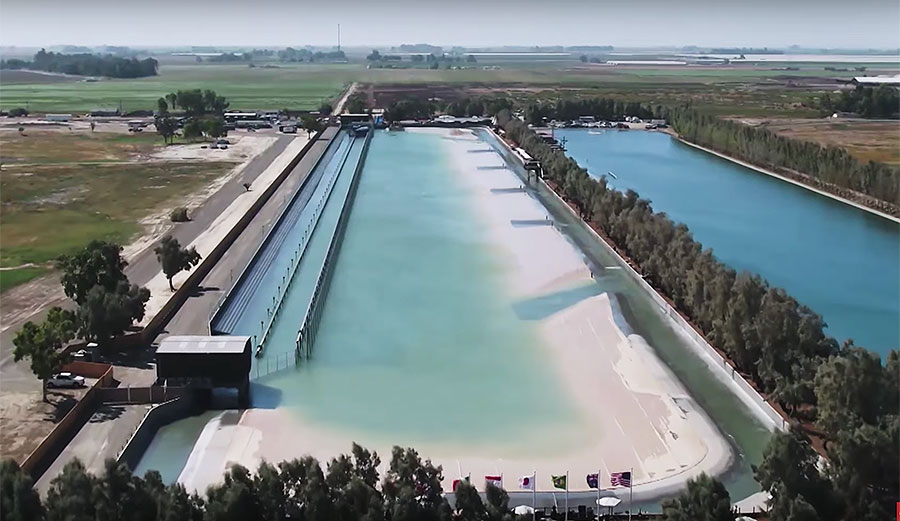 New permits are going to drastically change what the Surf Ranch looks like. Image: Screenshot