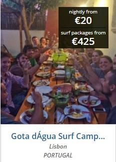 Gota dAgua Surf Portugal