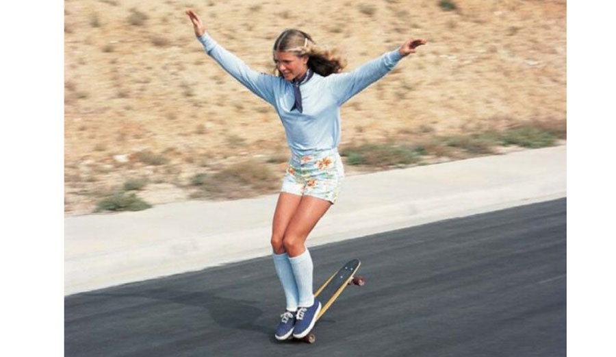 Ellen O'Neal, way ahead of EVERYONE's time in the '70s. Photo: Warren Bolster