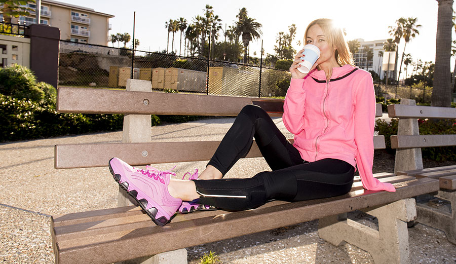 Can coffee improve your workout? I