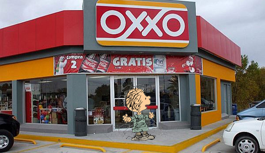 mexico oxxo pig pen charlie brown