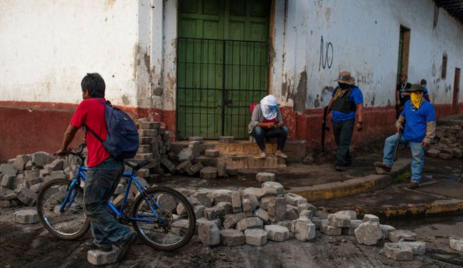 nicaragua crisis