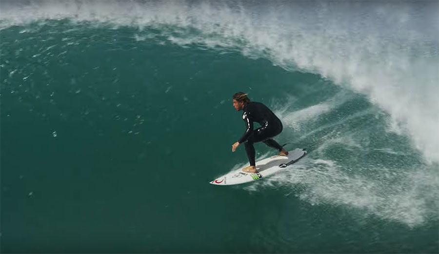 Conner Coffin and J-Bay are just about as perfect of a match as you can get. Here, he explains what he's riding.