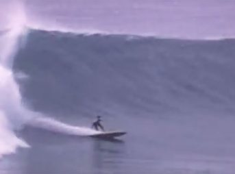 Gerry Lopez in Ulutwatu in the '70s is what surf dreams are made of.