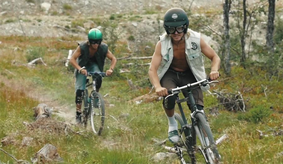 'Clunksauce' is a Mountain Bike Spoof Mixed With a Little Norwegian Localism You Have to See