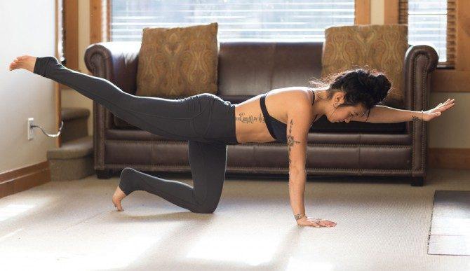 Taylor Godber Workout