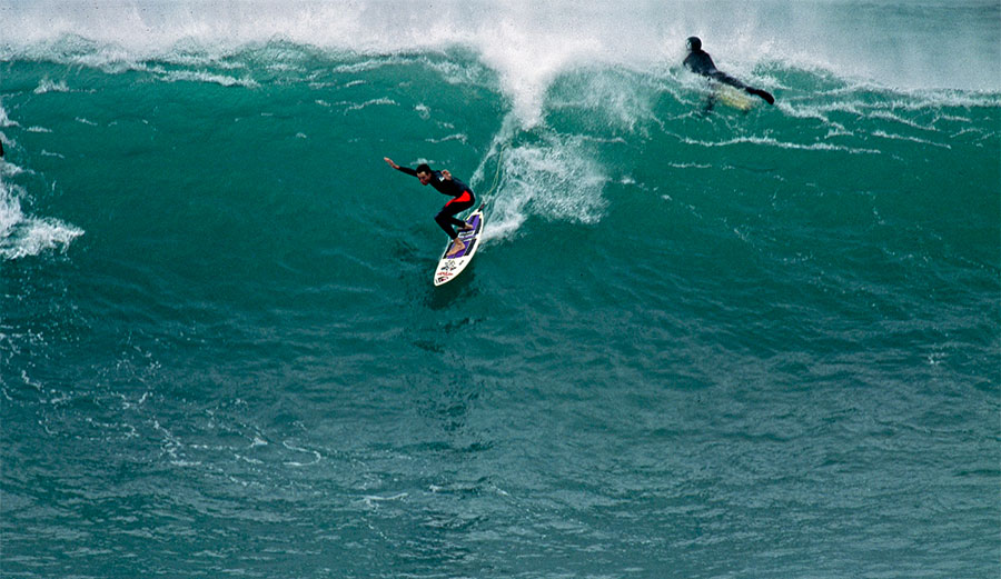 Bells Beach Australia surf