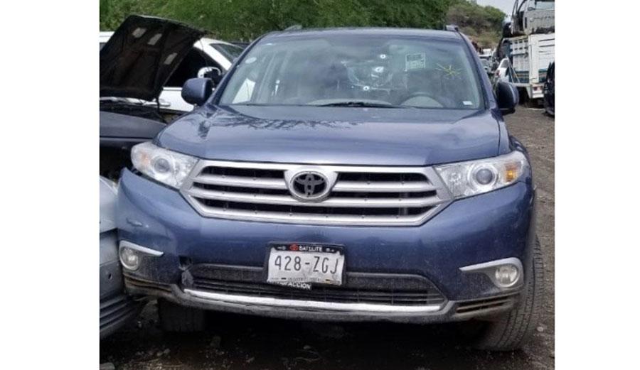 Mexico carjacking