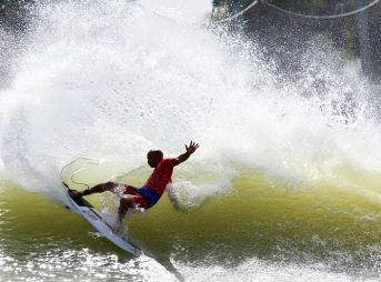 Kelly Slater, Surf Ranch Pro