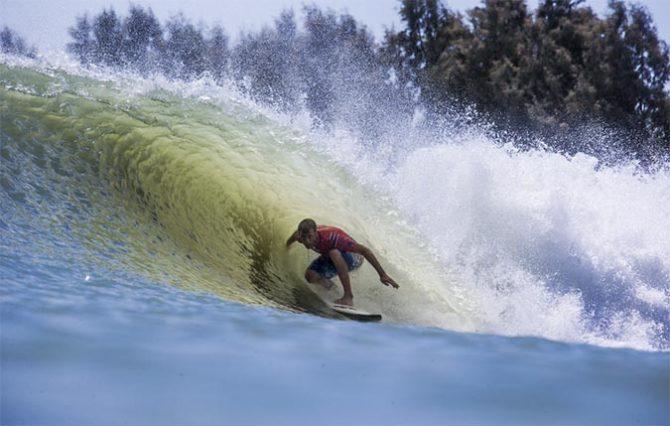 Sebastian Zietz, Surf Ranch, Kelly Slater