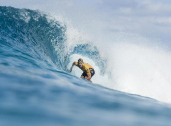 John John Florence, back from knee injury, is keen to mix things up. Photo: Kelly Cestari/WSL