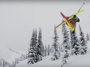 Faction Collective, three part series, skiing, British Columbia, Google, Flipboard