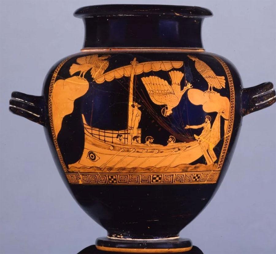 Homer's Odyssey Sirens
