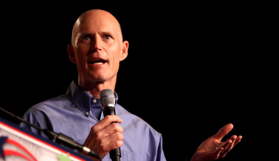 Rick Scott, Florida, Governor