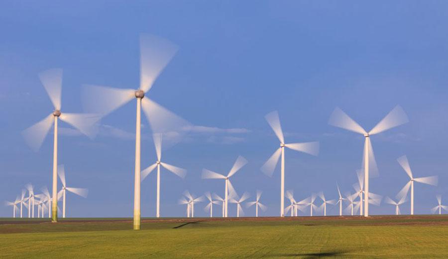 Scotland wind turbines