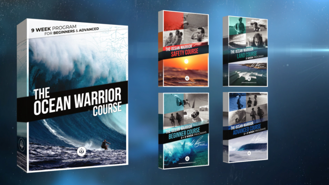 Ocean Warrior Course