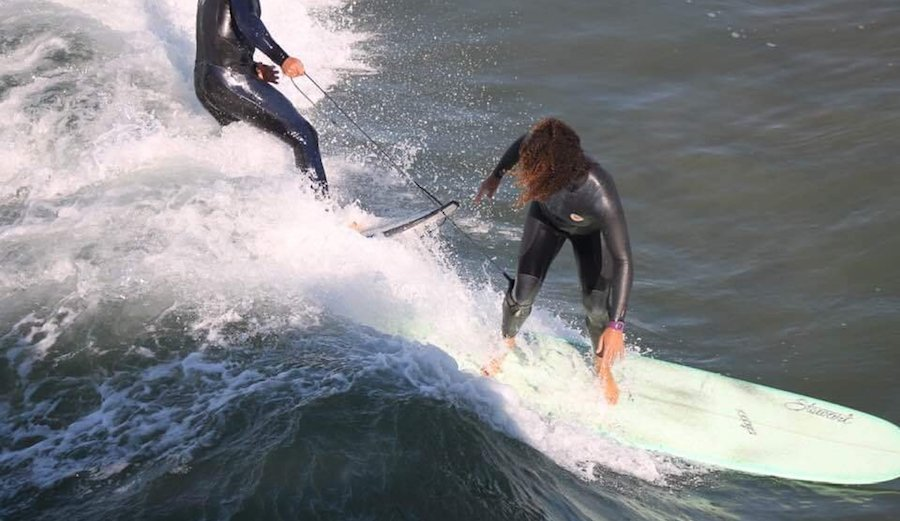 """""""In all my years of surfing I've never been attacked unprovoked like this."""" Photo: Yelp"""