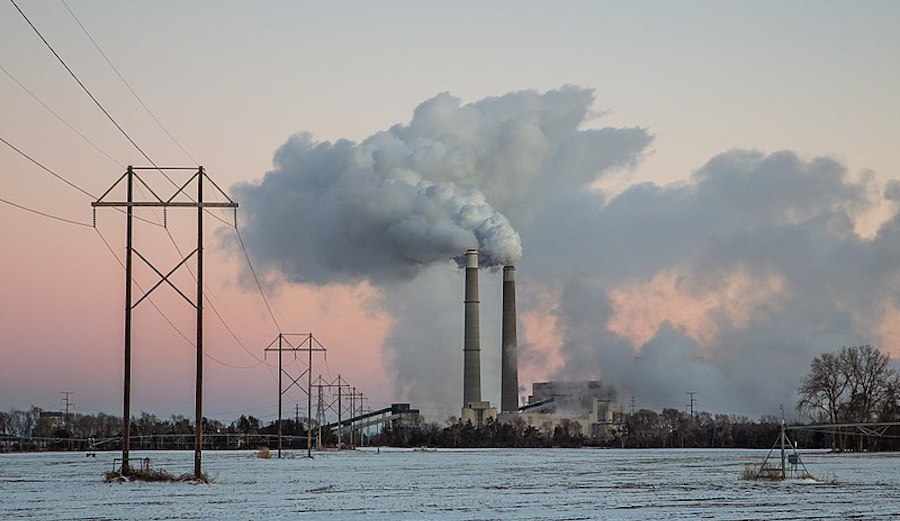 U.S.  carbon emissions rise sharply in 2018