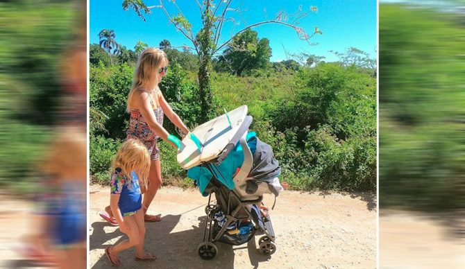 Managing Surf Trips With Kids