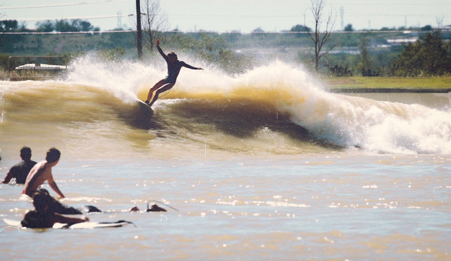 The WSL confirmed its purchase of NLand Surf Park in Austin Texas. Photo: Acaster/The Inertia