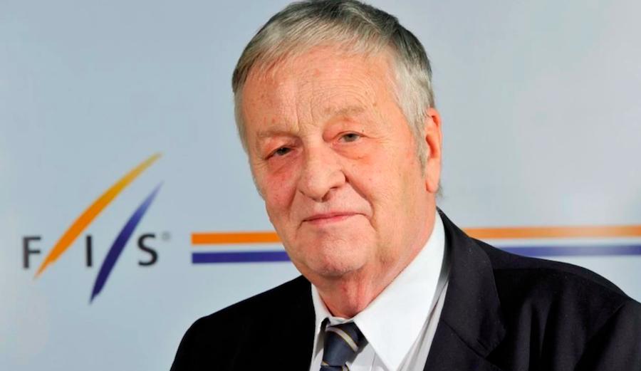 Gian Franco Kasper, President of FIS
