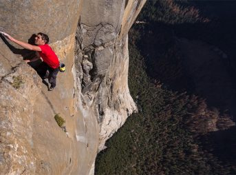 Alex Honnold's film, Free Solo, may encourage more people to climb