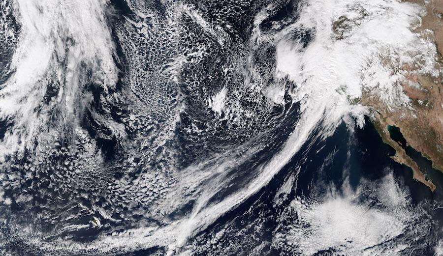 Atmospheric River California