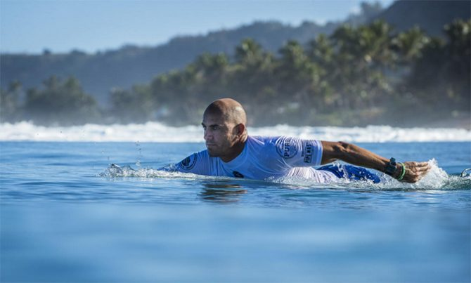 We all get old. Surf better as you age.