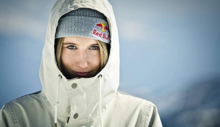 Anna Gasser in Austria