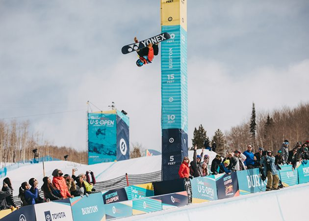 4 Ways to Fix Snowboarding Competition