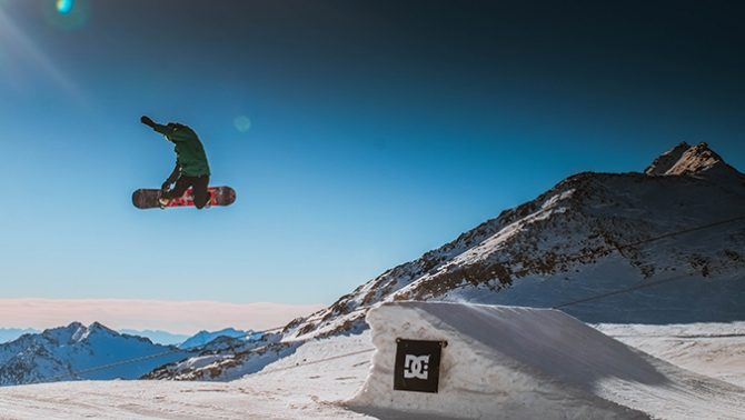 4 Ways to Improve snowboarding comps