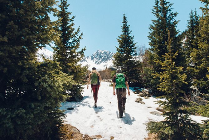 5 Ways to Have Fun With Your Spouse Outdoors