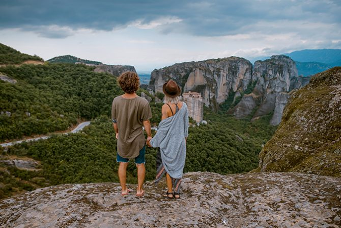 5 Ways to get along with your partner outdoors