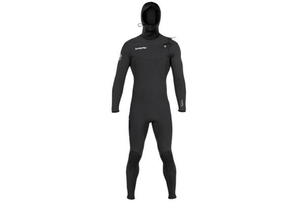 I Tested Ben Gravy's 5/4 Hooded VRYL Hyperflex Wetsuit
