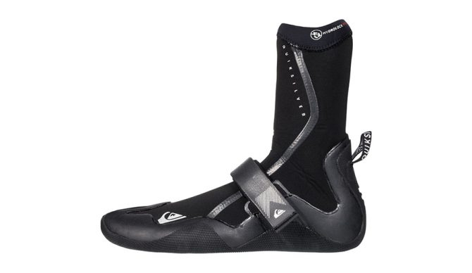 Quiksilver's Highline boot is another solid option for those looking to keep their toes toasty. Photo: Quiksilver