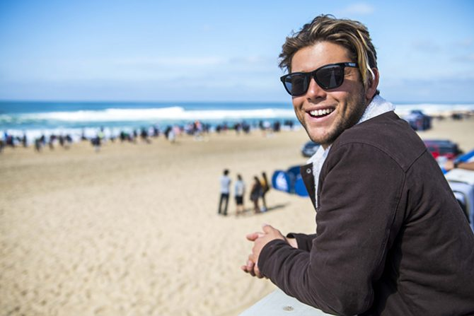 Conner Coffin is a great surfer, a great human and a bit of a throwback