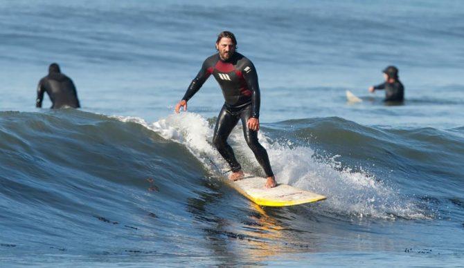 Longboard Pat Pemberton
