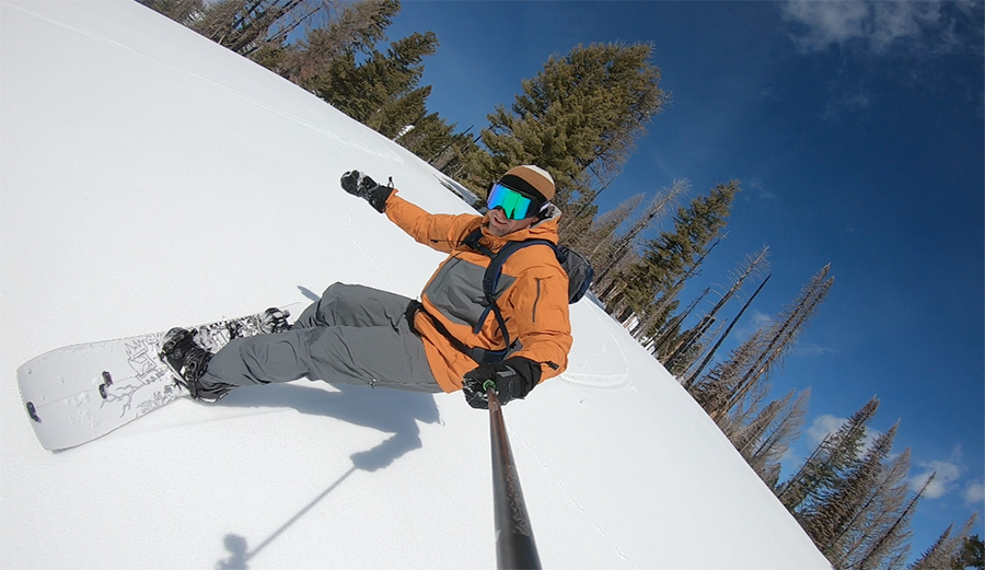 Chimera is a splitboard specific brand out of Salt Lake City