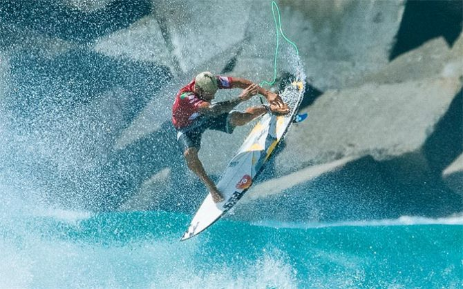 Italo Ferreira Credits Coffee and 'Just Surfing' For His Rise in the CT Ranks