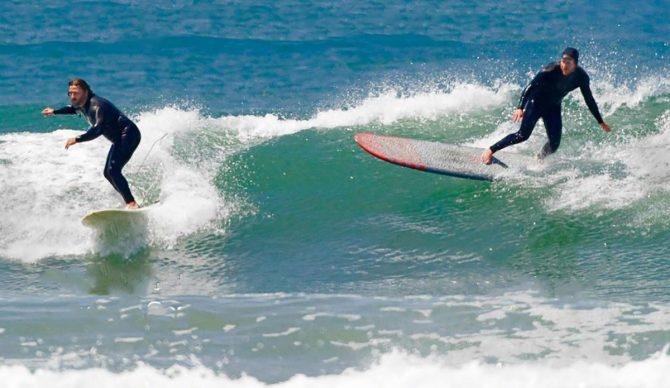 Surfing Drop In