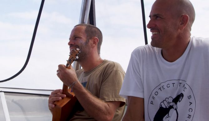 Kelly Slater Jack Johnson Surf Trip