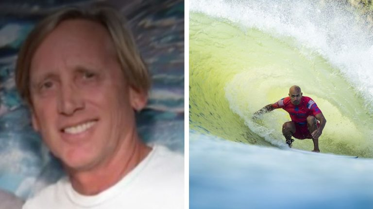 Jeff Bizzack Kelly Slater wave pool