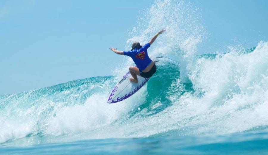 Super Girl Surf Pro 2018