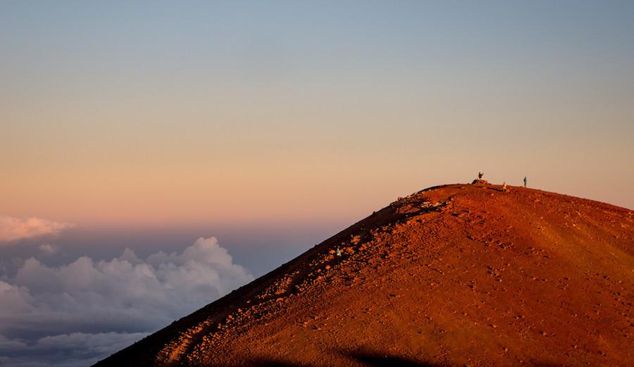 Maunakea Summit