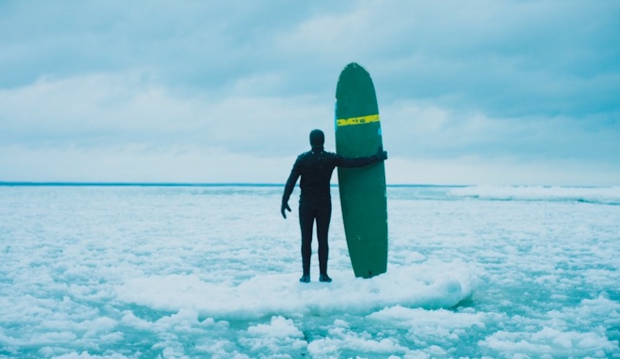 This Short Shows the Lengths Great Lakes Surfers Will Go to for Surf